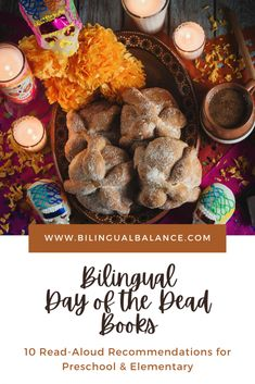 Favorite Bilingual Day of the Dead Books for Kids - Bilingual Balance