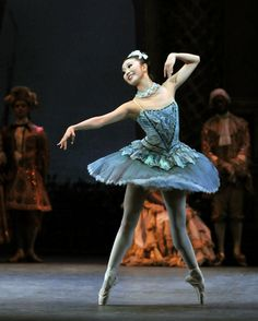 Princess Florine - Shiori Kase  English National Ballets Sleeping Beauty