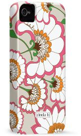 Cinda B. Fashion Cases and Covers for iPhone, BlackBerry, iPod Touch, Samsung