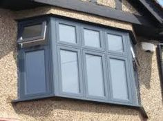 Want to paint your PVC windows? Our complete guide has everything you need to paint your PVC windows. Grey Windows, Upvc Windows, Windows And Doors, Big Doors, Small Doors, Front Doors, Cosy Corner, Round Door, Modern Door