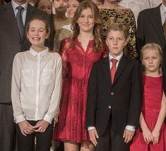 Royal Family Around the World