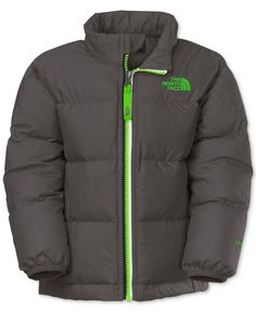 The North Face Little Boys' or Toddler Boys' Andes Down-Feathers Jacket