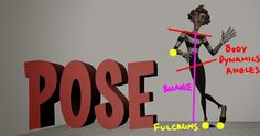 Pose 03 Physicality | The Animator´s Checklist