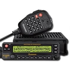 Wouxun KG-UV950P Quad Band Base/Mobile Two Way Radio