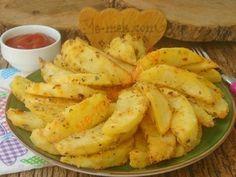 Fırında Mısır Unlu Patates Kızartması Turkish Recipes, Homemade Beauty Products, Tahini, Cantaloupe, Shrimp, Health Fitness, Cooking Recipes, Meat, Fruit