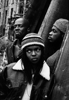 Fugees by Danny Clinch