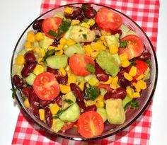#reteta #salata hidratanta de vara Fruit Salad, Salad Recipes, Salads, Tasty, Food, Diet, Fruit Salads, Essen, Meals