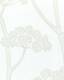 Tapet Anise White/Ivory från Sanderson