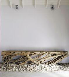 treibholz tisch wohnzimmertisch selber bauen originell