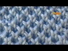 Old Shale Variations - stitch pattern 3 Knitting Room, Knitting Paterns, Knitting Videos, Blog By Day, Diy Crafts Love, Lidia Crochet Tricot, Crochet Hat With Brim, Big Knit Blanket, Jumbo Yarn