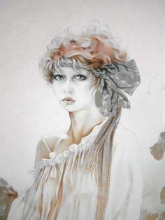 Sara Moon Art | UNCIRCULATED ORIGINAL VINTAGE PRINT