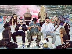 Sak Noel & Salvi ft. Sean Paul - Trumpets (Official Video) - YouTube