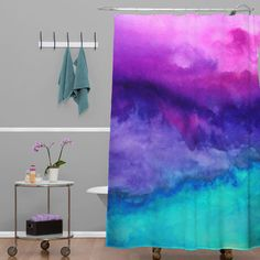 Found It At Wayfair   Jacqueline Maldonado Woven Polyester Leaving  California Shower Curtain