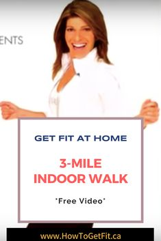 Do you love walking, but the weather& frightful? With this free fun video, you can accomplish a walk in the comfort of your own home. Start walking at home today! Best Weight Loss Plan, Weight Loss Help, Yoga For Weight Loss, Trying To Lose Weight, How To Lose Weight Fast, Losing Weight, Reduce Belly Fat, Lose Belly Fat, Fitness Diet