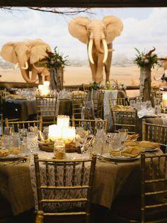Amazing location for a wedding.