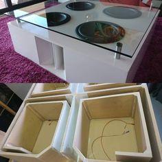 15 Subwoofer Box, Custom Subwoofer Box, Subwoofer Box Design, Speaker Box Design, Ceiling Speakers, Diy Speakers, Audio Design, Sound Design, Ported Box