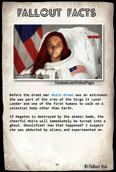 Moira Brown astronaut