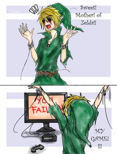 You Failed, BEN. by on deviantART- That's me everytime I play Zelda Ben Drowned, Laughing Jack, Creepypasta Slenderman, Creepy Pasta Family, Creepy Art, Creepy Stuff, Jeff The Killer, Funny Art, Funny Comics