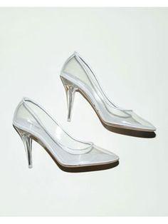 Novo sapato da cinderela de Marc Jacobs