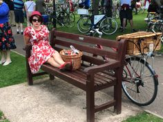 Before the off - a little break. Velo Vintage @velo_vintage Exmouth 2014