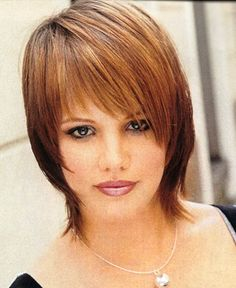 Short hairstyles for fine hair over 50 | Hairstyles Site