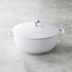 Staub Cast-Iron Essential Oven #williamssonoma