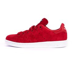ADIDAS  S75237 STAN SMITH W4 POWRED SUEDE SNEAKERS