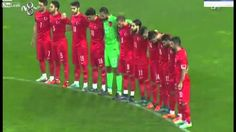 Turkish Soccer Fans Chant 'Allahu Akbar' During Moment of Silence for Pa...