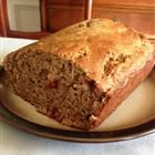 Healthier banana bread.  Excellent reviews.  Uses greek yogurt & applesauce.  I think I will add chocolate chips...yum!