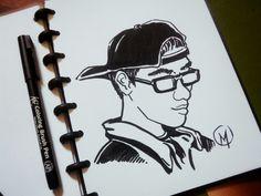 Sketchfie #ilustration #character