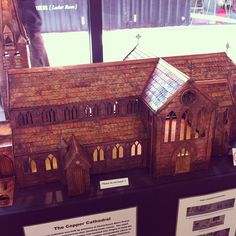 Photo by silvergirl66 of Christchurch Cathedral replica