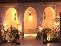 So serene - Marrakech, Riad Tzarra Splash Pool