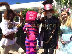 Magical Alice in Wonderland Themed Entertainment; Wonderland Events, Alice In Wonderland, Johnny Depp Mad Hatter, Uk Parties, March Hare, Cat Character, Captain Jack Sparrow, Mad Hatter Tea, Walkabout