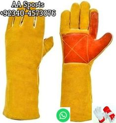 Welding Gloves, Safety Gloves, Work Gloves, Sports, Protective Gloves, Hs Sports, Sport