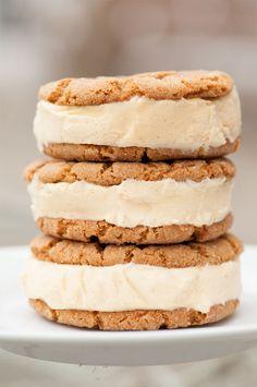 ... Ice cream sandwiches, Ice cream cakes and Strawberry ice cream cake