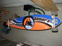 longboard (lång cruzer modell), 600kr
