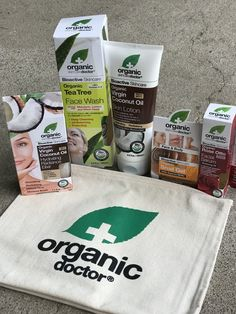 Want to take your skincare to the next level. These products from Organic Doctor will leave your skin looking beautiful, hydrated and refreshed