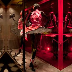 'Behind Ballet', the blog of The Australian Ballet. Window shopping for tutus by Hermès
