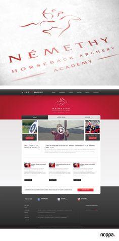 #webdesign #mockup #web #design #noppadesign #webpage
