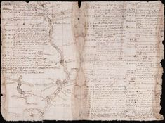 Lewis and Clark Expedition Maps, ca. 1803-1810 | Beinecke Rare Book & Manuscript Library