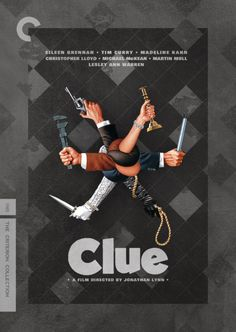 Cool Clue poster. Love this. #FavBoardGame