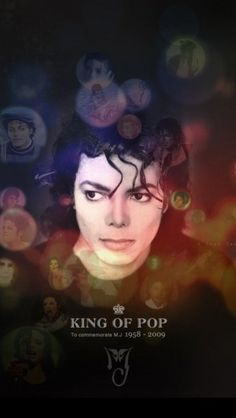 Michael Jackson King Of Pop - The iPhone Wallpapers