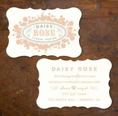 daisy rose business card