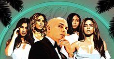"""Pitbull lança clipe da música """"Por Favor"""" com participação da Fifth Harmony"""