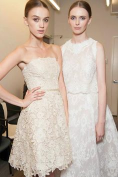 Monique Lhullier Fall 2015 Collection | Bridal Musings Wedding Blog 16