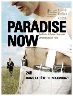 Paradise now (2005) Palestina. Dir: Hany Abu-Assad. Drama. Terrorismo. Conflito árabe-israelí - DVD CINE DVD CINE 392