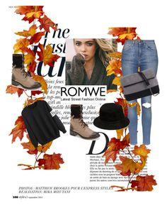 """romwe"" by adisa-hadzic4 ❤ liked on Polyvore featuring Anja, Matisse, Topshop, 7 Chi, Alexander Wang and romwe"