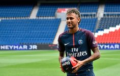 Presentación Neymar Jr PSG 2017