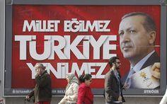Απόστρατοι Αξιωματικοί Αεροπορίας : Ο Ερντογάν έκοψε την Τουρκία σε δύο κομμάτια