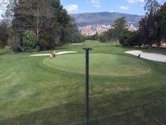 Club el Rodeo ,Campo de golf,Medellin Colombia